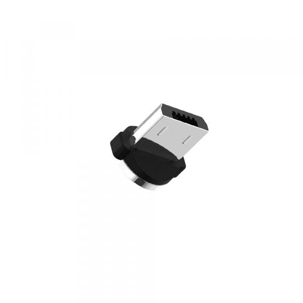 Коннектор для магнитного кабеля быстрой зарядки Micro-USB