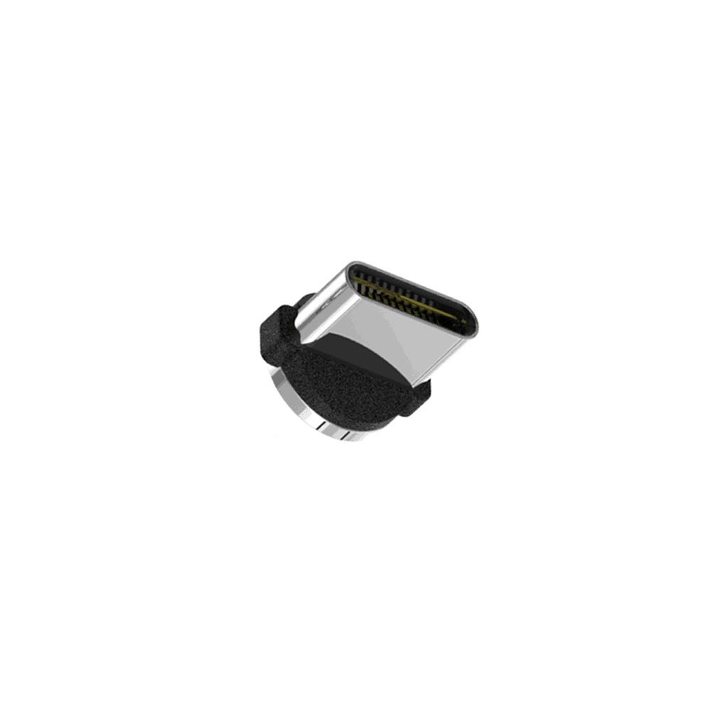Коннектор для магнитного кабеля быстрой зарядки Type-C