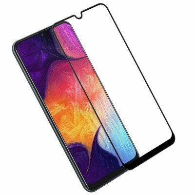 Защитное стекло TOPK для Samsung A30 Full Glue