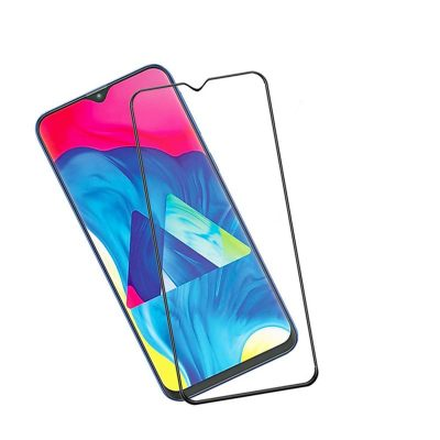 Защитное стекло для Samsung M30S Full Glue с рамкой