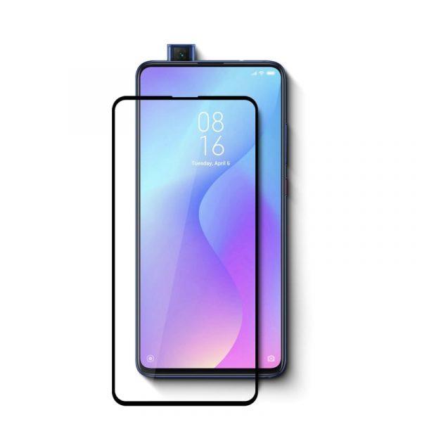 Защитное стекло для Xiaomi Mi9T Full Glue с рамкой