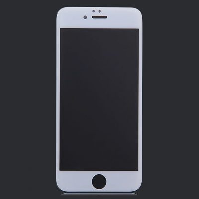 Защитное стекло для Apple iPhone 6 Full Glue с рамкой