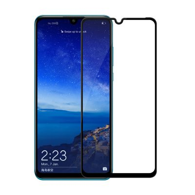 Защитное стекло для Huawei P30 (2019) Full Glue с рамкой