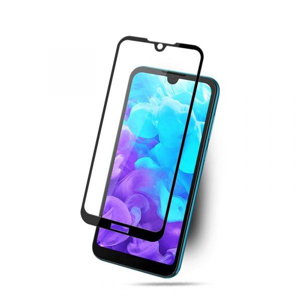 Защитное стекло для Huawei Y5 (2019) Full Glue с рамкой