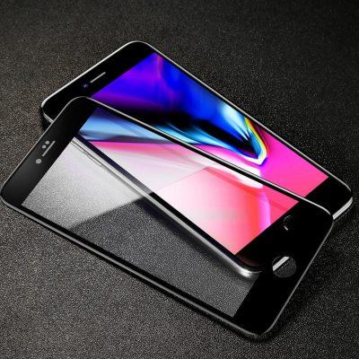 Защитное стекло для Apple iPhone 7 Plus Full Glue с рамкой