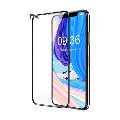 Защитное стекло для Apple iPhone 11/XR Full Glue с рамкой