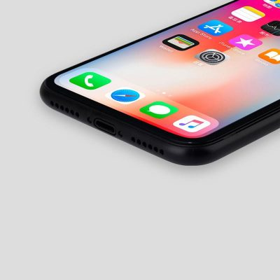 Защитное стекло для Apple iPhone X/XS/11 Pro Full Glue с рамкой