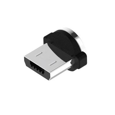 Коннектор MicroUSB для магнитного кабеля TOPK AM60, AM16
