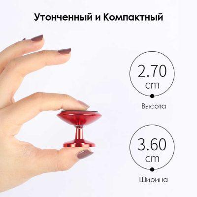 Автодержатель телефона TOPK D07