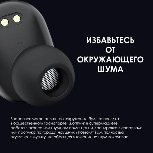 Беспроводные TWS наушники TOPK T10