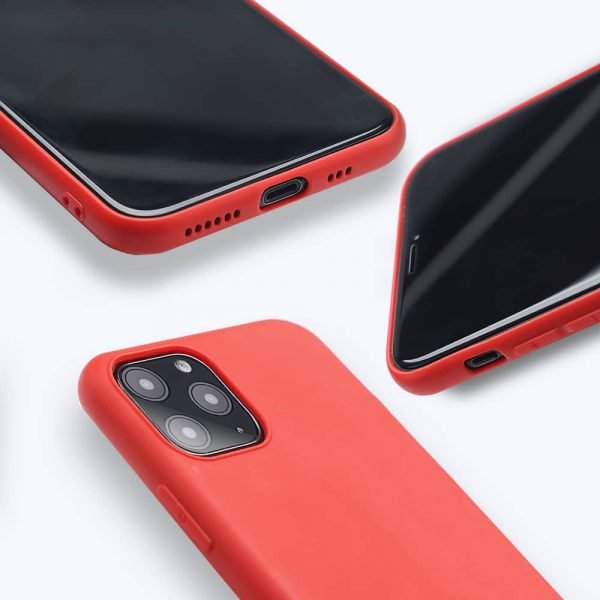 Панель TOPK Silicone Case для Apple iPhone 11