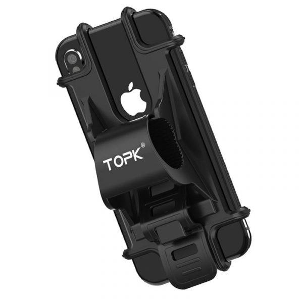 Велодержатель для телефона TOPK H03