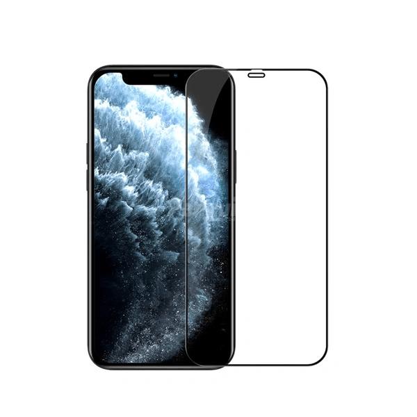 Защитное стекло для Apple iPhone 12 mini Full Glue с рамкой