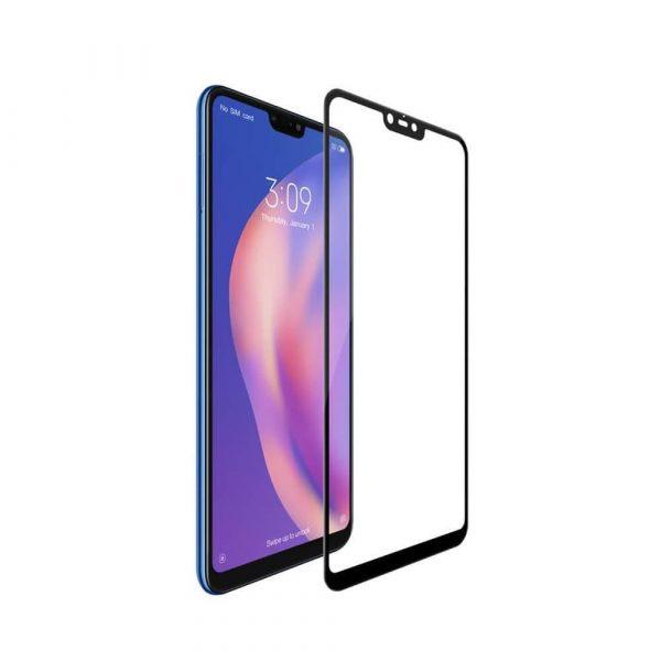 Защитное стекло для Xiaomi Mi8 Lite/Mi8X Full Glue