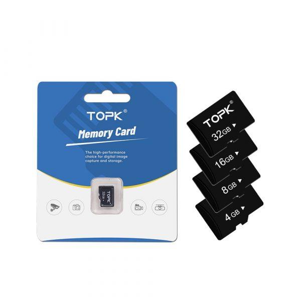 Карта памяти MicroSD TOPK L39