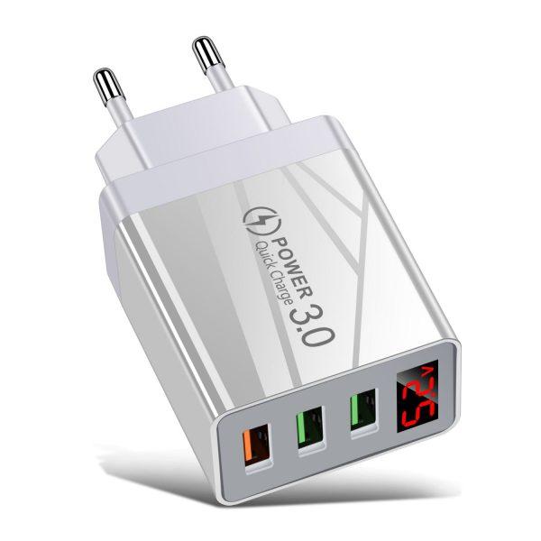 Сетевое зарядное устройство USLION UD5370