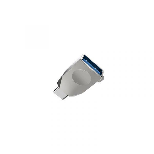 OTG адаптер USB-A Type-C/MicroUSB Hoco UA9/UA10