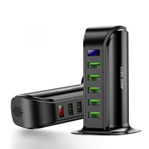 Сетевое зарядное устройство USLION US0076 20W 5xUSB