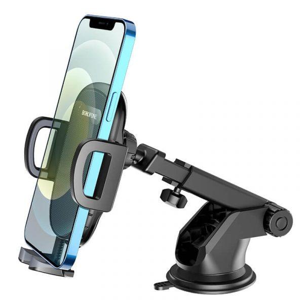 Автодержатель телефона регулируемый BOROFONE BH53
